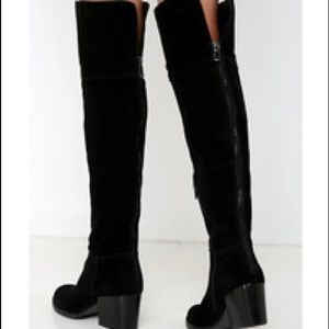 Steve Madden Orabela over the knee boot